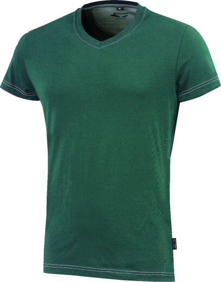 Da. T-Shirt 3780 oliv