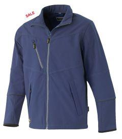 °Hr. Softshell Jacke 8616 marine