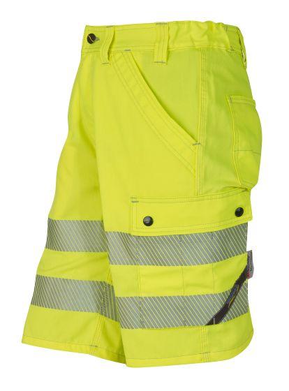 Hr. Shorts ISO20471 1243 gelb