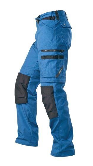 Hr. Arbeitshose 2in1 1401 blau/schwarz