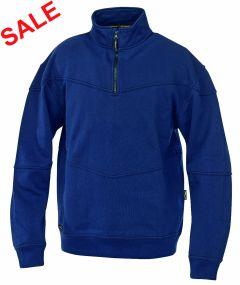 °Hr. Zip-Sweatshirt 1486 marine