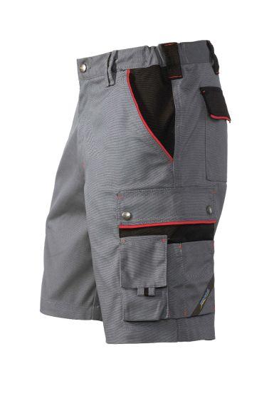 Hr. Shorts 1454 grau/schwarz