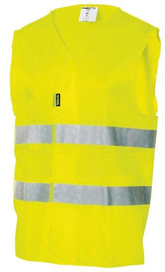 Warnweste ISO 20471 9009 gelb