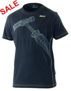°Hr. T-Shirt 1471 Hammer schwarz