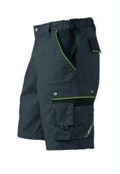 Hr. Shorts 1454 anthrazit/schwarz