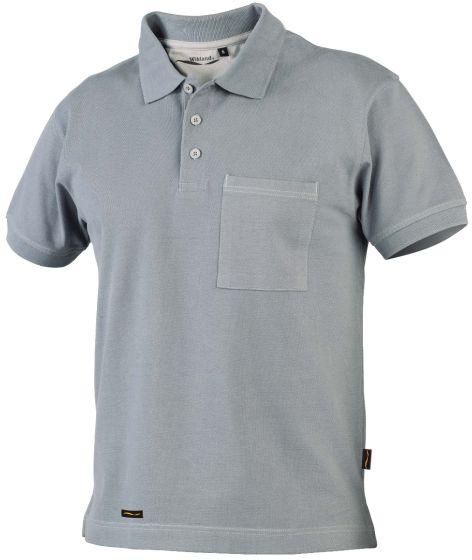 Hr. Polo-Shirt 1485 grau
