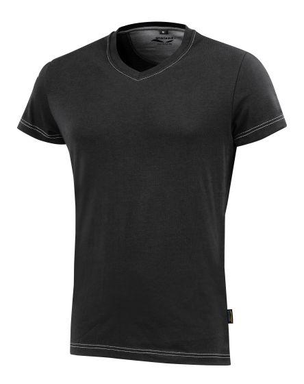 Da. T-Shirt 3780 schwarz