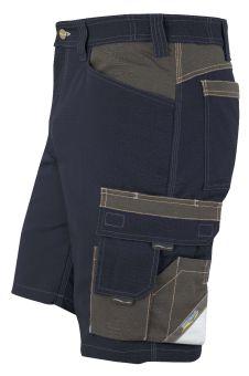 Hr. Shorts 1626 marine/anthrazit