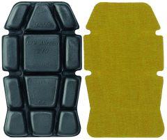 Kniepolster EN 14404 1924 gelb/schwarz