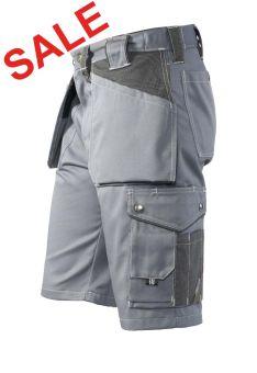 °°Hr. Shorts 1041 grau/schwarz