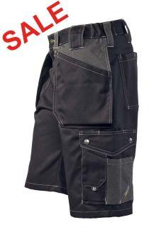 °°Hr. Shorts 1041 schwarz/schwarz