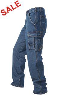 °°Hr. Jeans 1072 dunkelblau gewaschen