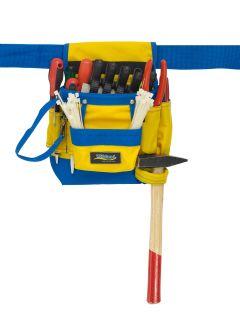 Werkzeugtasche 2654 gelb/blau