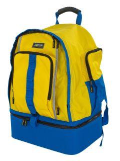 Werkzeugrucksack 2689 gelb/blau