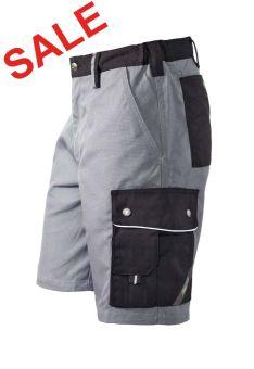 °°Hr. Shorts 1158 grau/schwarz
