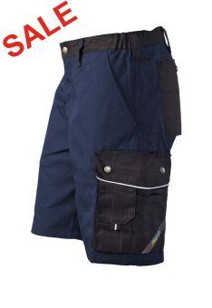 °°Hr. Shorts 1158 marine/schwarz