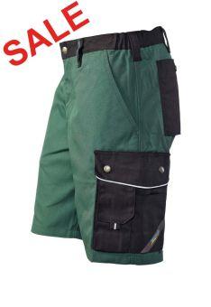 °°Hr. Shorts 1158 oliv/schwarz