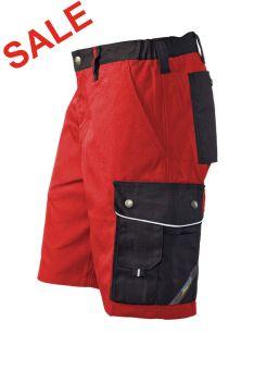 °°Hr. Shorts 1158 rot/schwarz