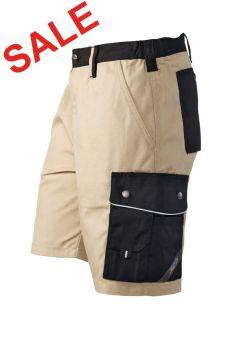 °°Hr. Shorts 1158 sand/schwarz