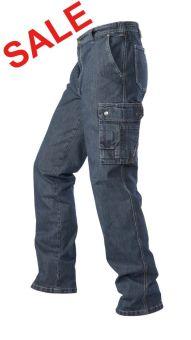 °°Hr. Jeans 1400 dunkelblau gewaschen