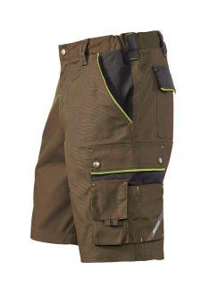 Hr. Shorts 1454 braun/schwarz