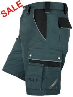 °°Hr. Shorts 1454 grün/schwarz