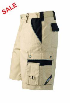 °Hr. Shorts 1454 sand/schwarz