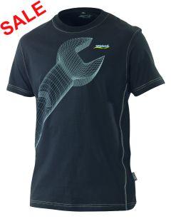 °Hr. T-Shirt 1471 Schraubenschl. schw.