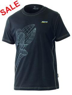 °Hr. T-Shirt 1471 Zange schwarz
