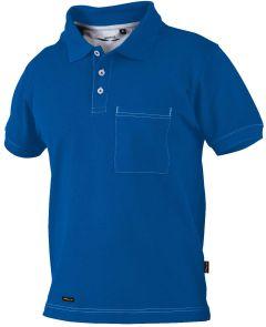 Hr. Polo-Shirt 1485 blau