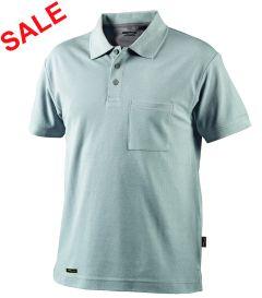 °Hr. Polo-Shirt 1485 hellgrau