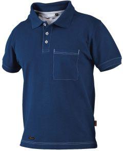 Hr. Polo-Shirt 1485 marine