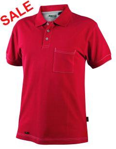 °Hr. Polo-Shirt 1485 rot