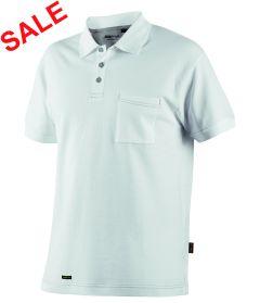 °Hr. Polo-Shirt 1485 weiss
