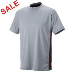 °°Hr. T-Shirt 1490 grau/schwarz