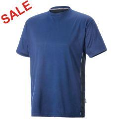 °°Hr. T-Shirt 1490 marine/schwarz