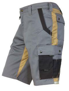 Hr. Shorts 1803 grau/khaki