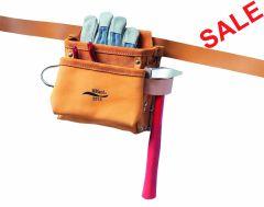 °°Nagel- und Werkzeugtasche 2213 braun