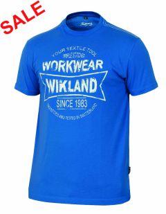 °Hr. T-Shirt 7580 blau