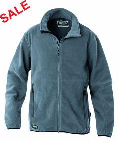 °Hr. Fleece Jacke 8585 grau