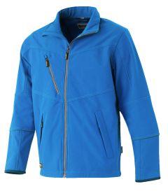 °Hr. Softshell Jacke 8616 blau