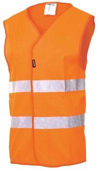 Warnweste ISO 20471 9009 orange
