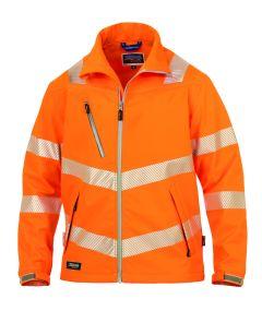 Softshell ISO 20471 9632 orange
