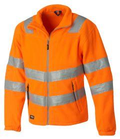 Fleece-Jacke ISO20471 9685 orange