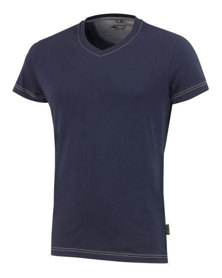 Da. T-Shirt 3780 marine